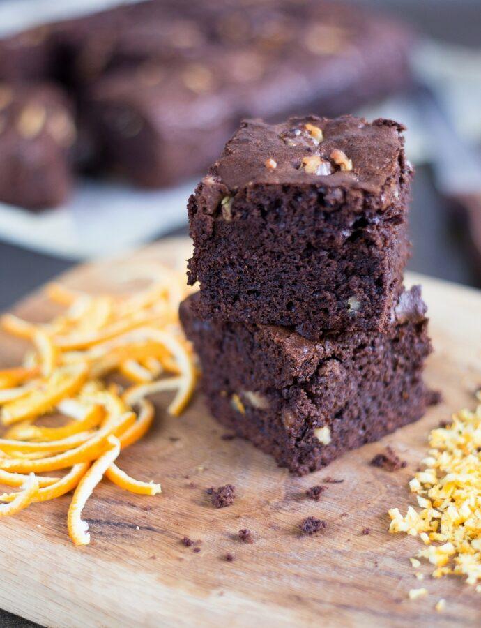 Brownie cu ciocolată