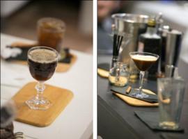 Cocktailuri pe baza de cafea, etapa barista, Barmaniada