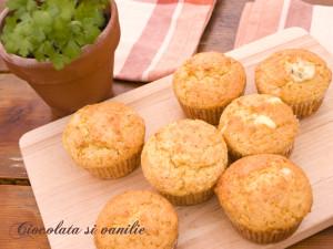 Muffins cu malai