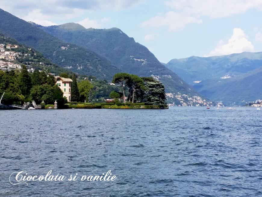 """Vedere din Alpi cu gust de vacanță. """"To do list"""" la Lacul Como"""