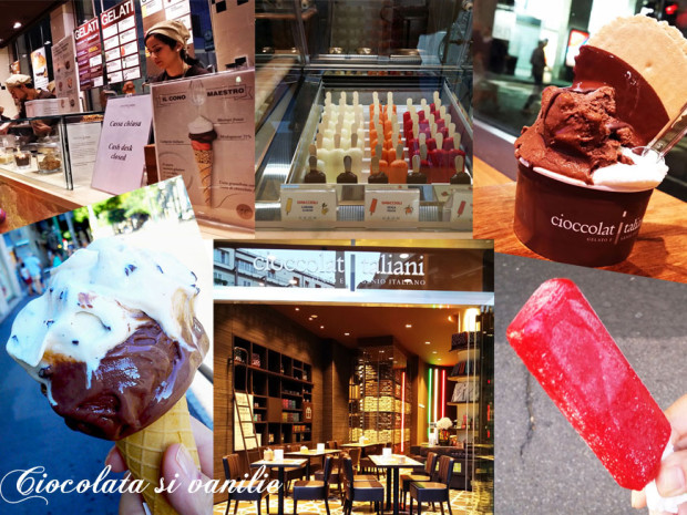 gelato colaj milano