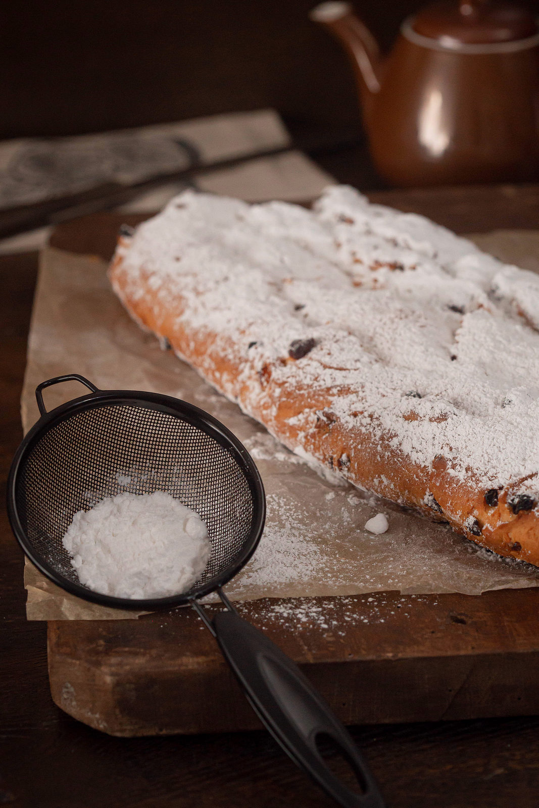 stollen - cozonac- traditional-german