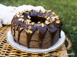bundt cake cu ciocolata