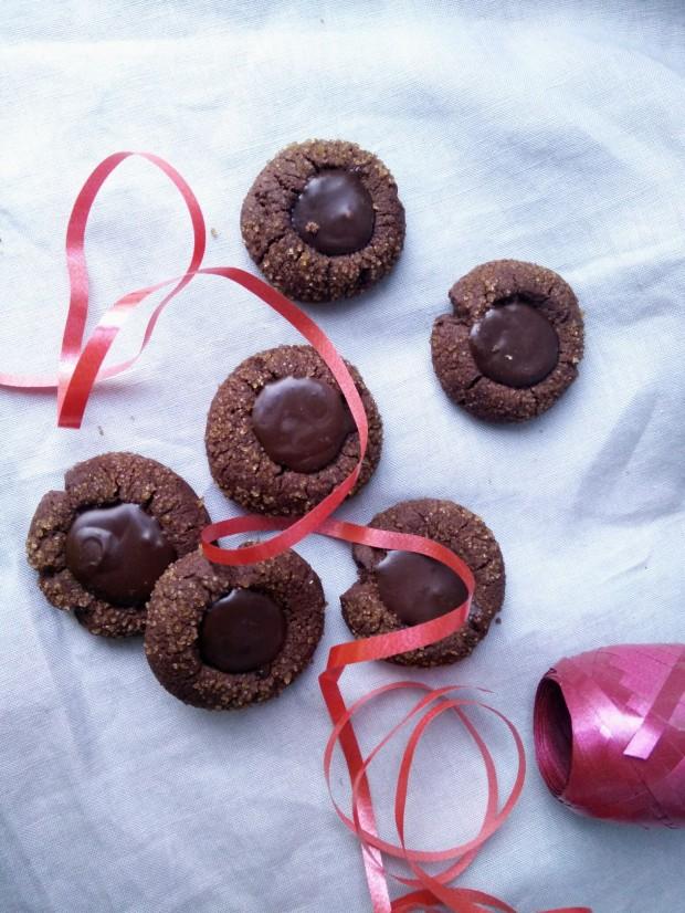 biscuiti cu ciocolata pentru craciun