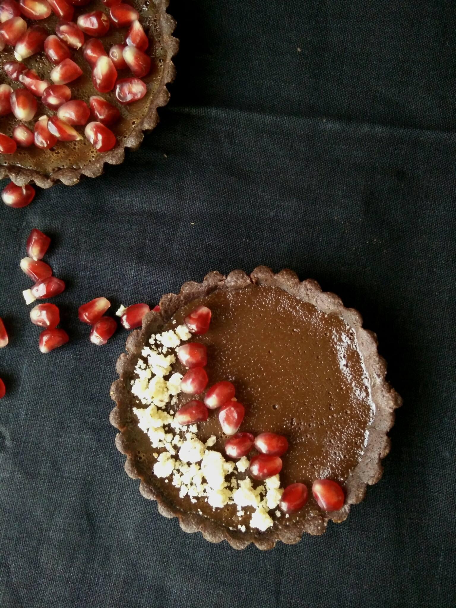 tarta cu cremeux de ciocolata
