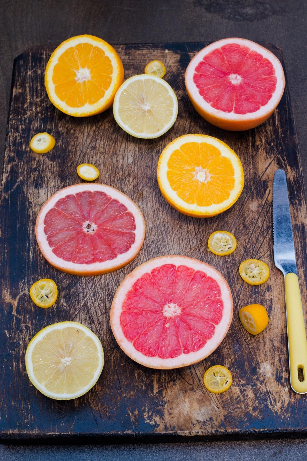 citrice feliate