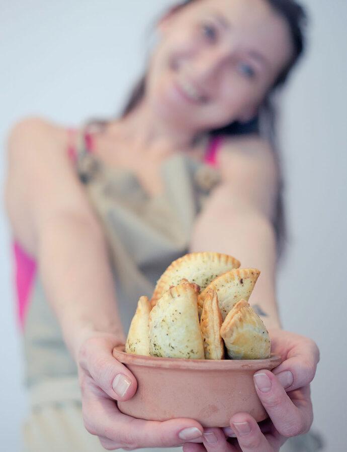 Empanadas cu porumb