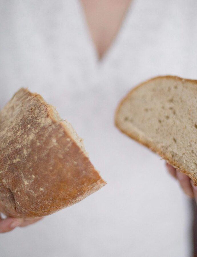 Cinci locuri de unde îmi place să cumpăr pâine în București