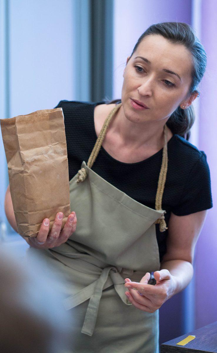 Alina Barbu - Ciocolata si Vanilie