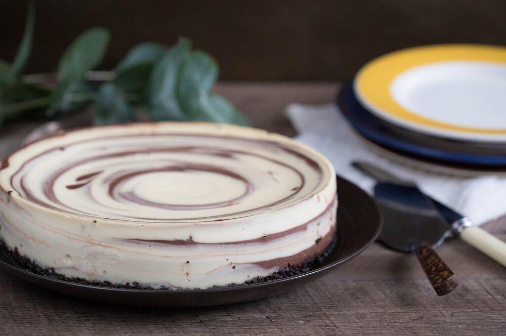 Ce-am învățat dintr-un Cheesecake în două culori