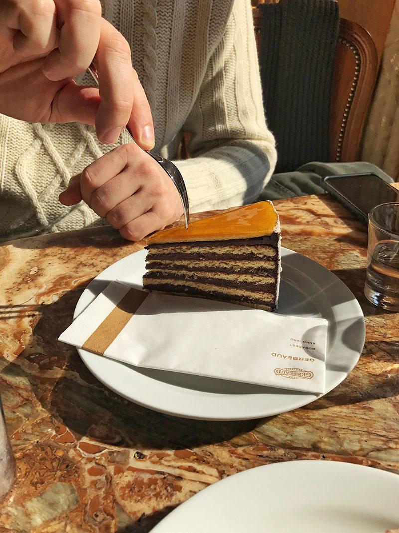 Budapesta_ Dobos Torte
