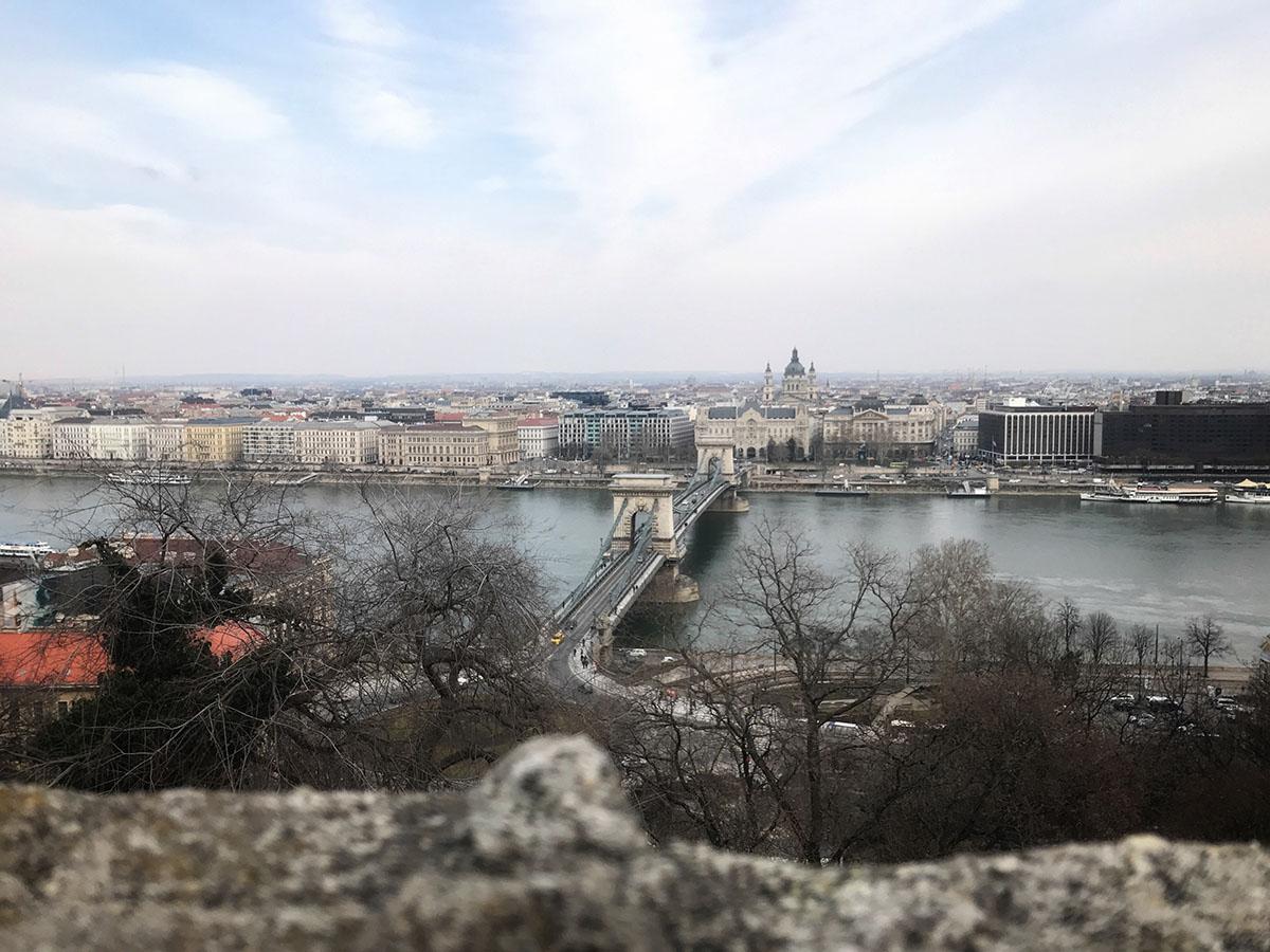 Budapesta_podul cu lanturi
