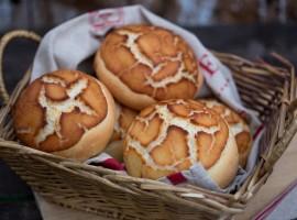chifle animal print / tiger bread