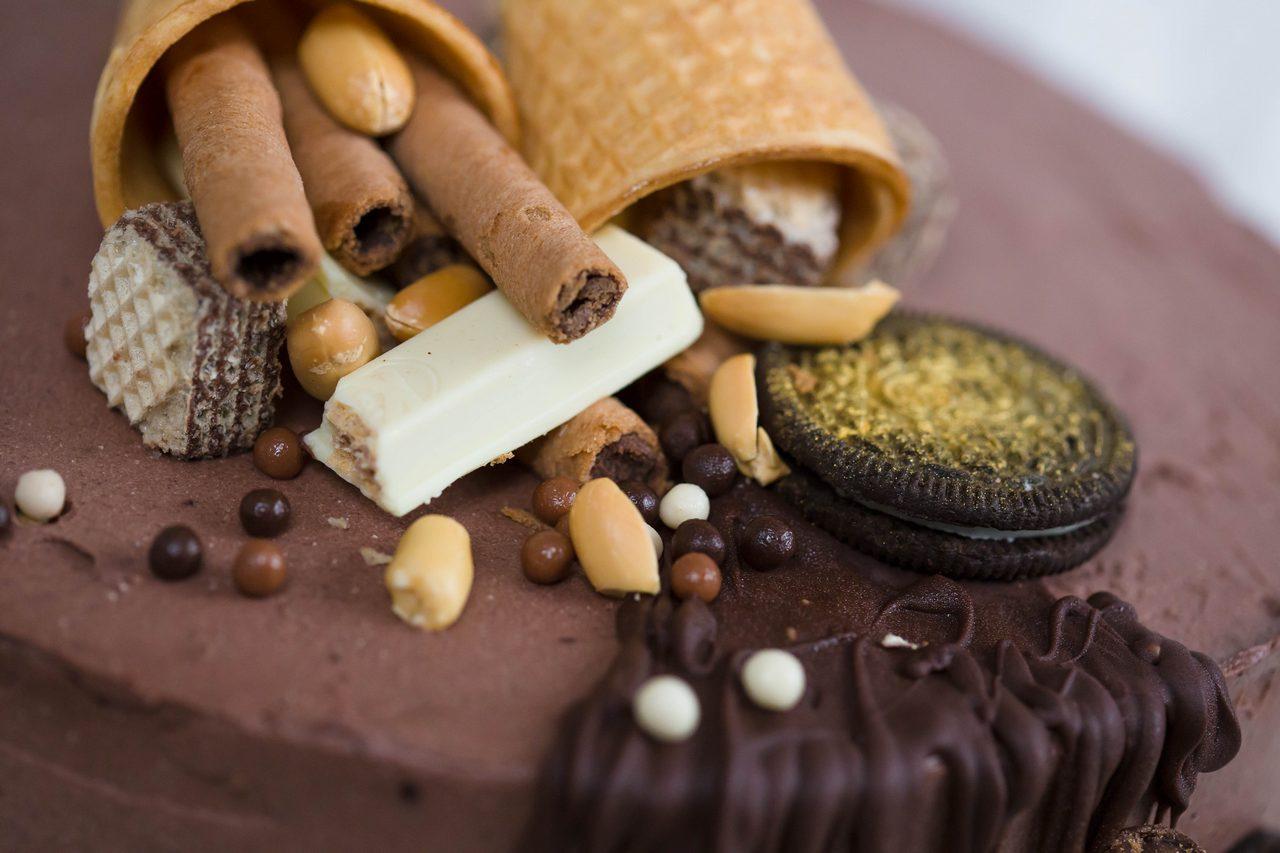 tort de caramel