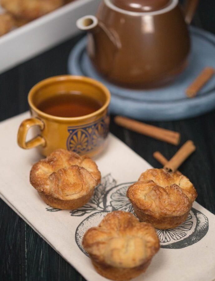 Kouign Amann. Prăjitură bretonă cu unt