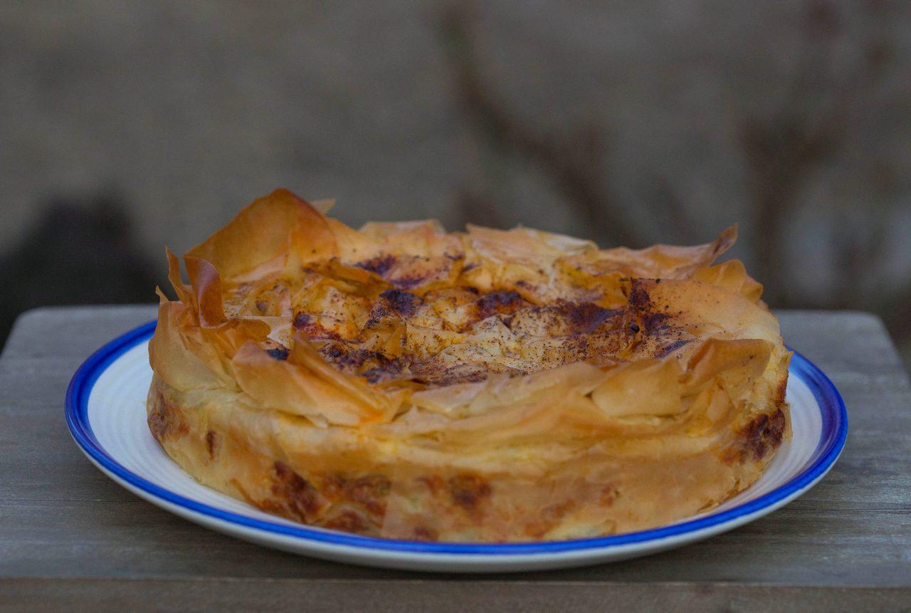 placintă cu leurdă