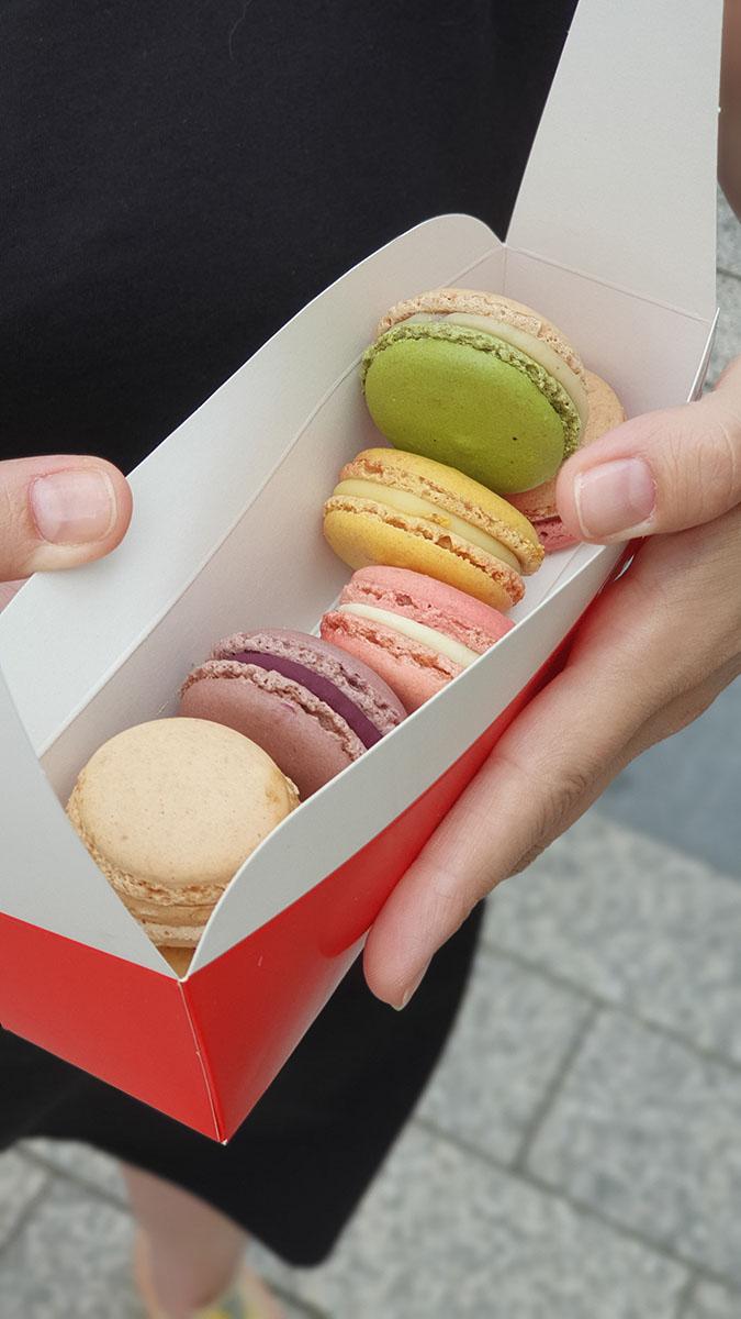 Paris _ Macarons _ Pierre Herme