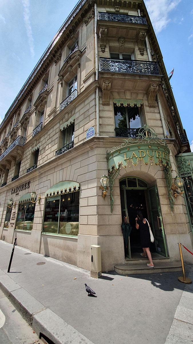 Paris _ Laduree