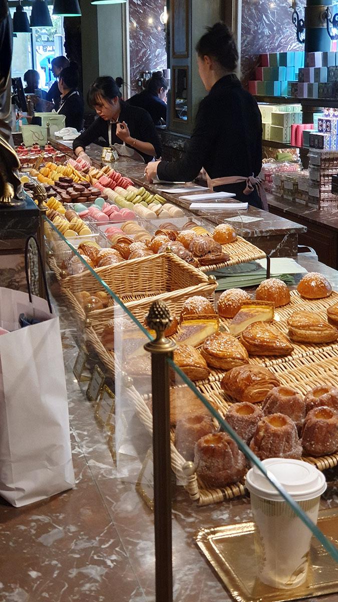 Bucurii de cofetar în 3 zile la Paris