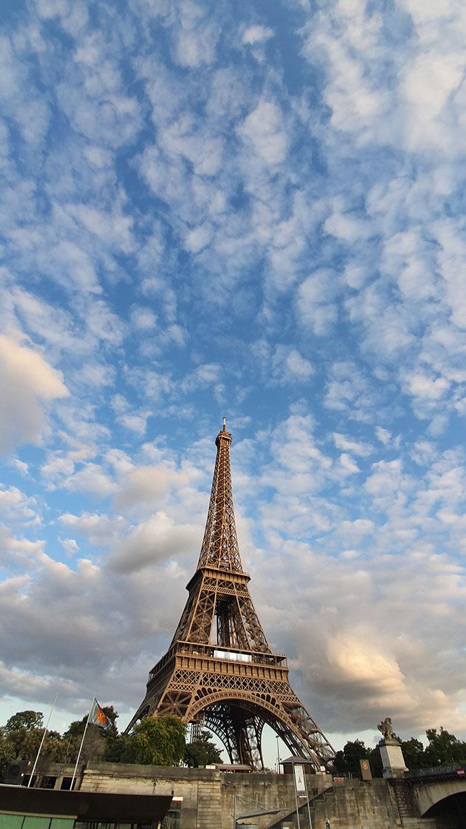 Paris _ Turnul Eiffel