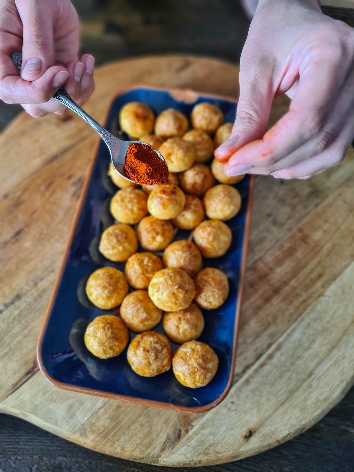 Gougères - cele mai bune gustări cu brânză