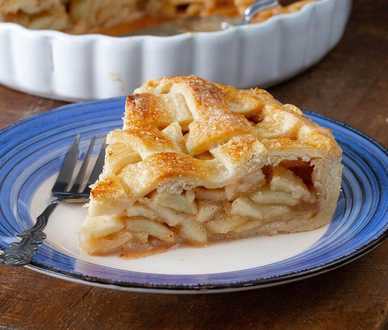 Plăcintă americană cu mere | American Pie